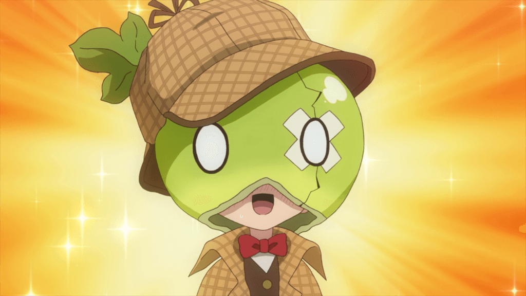 Dr. Stone 08 sherlock holmes outfit