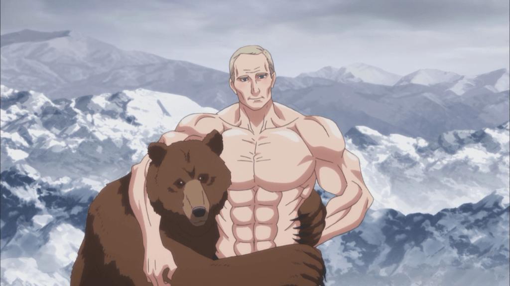 Dumbbell Nan Kilo Moteru 06 Comrade Poutine