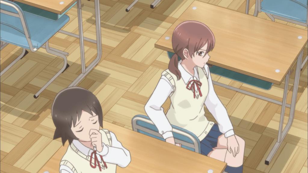 Joshikousei no Mudazukai 01 first person pronoun wacchi