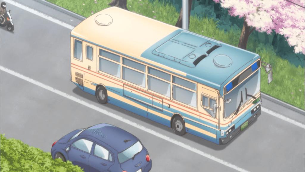Joshikousei no Mudazukai episode 1 - 9 references, parodies, notes