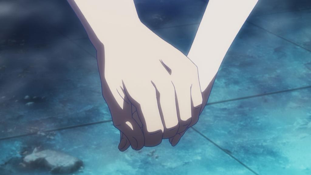 Val x Love 01 seems incorrect translation