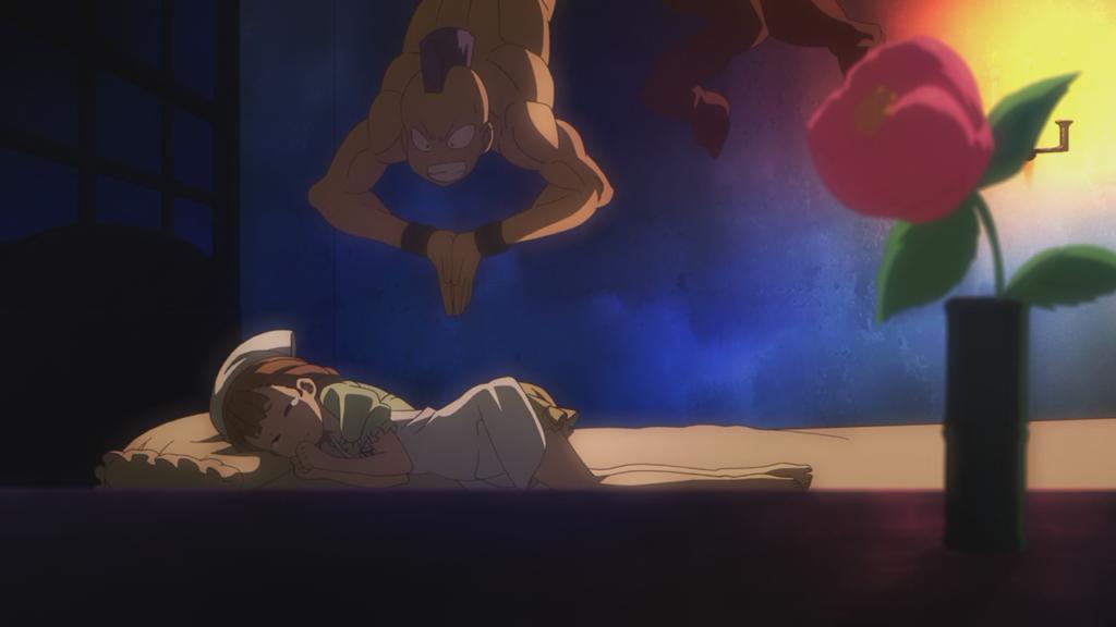 Watashi Nouryoku wa Heikinchi de tte Itta yo ne 01 Lupin dive