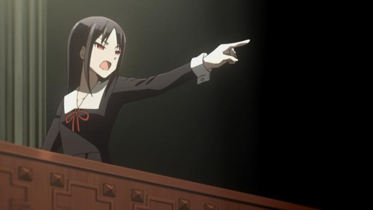 Kaguya-sama wa Kokurasetai? Tensai-tachi no Ren`ai Zunousen episode 2 references, parodies, translation errors, untranslated content