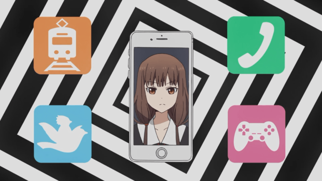 Kaguya-sama-wa-Kokurasetai-S2-08-000515-playstation-control-and-twitter-icon